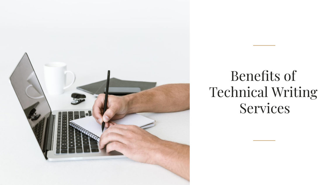 Benefits of Technical Writing Services