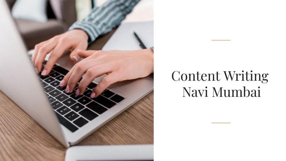 Content Writing Navi Mumbai