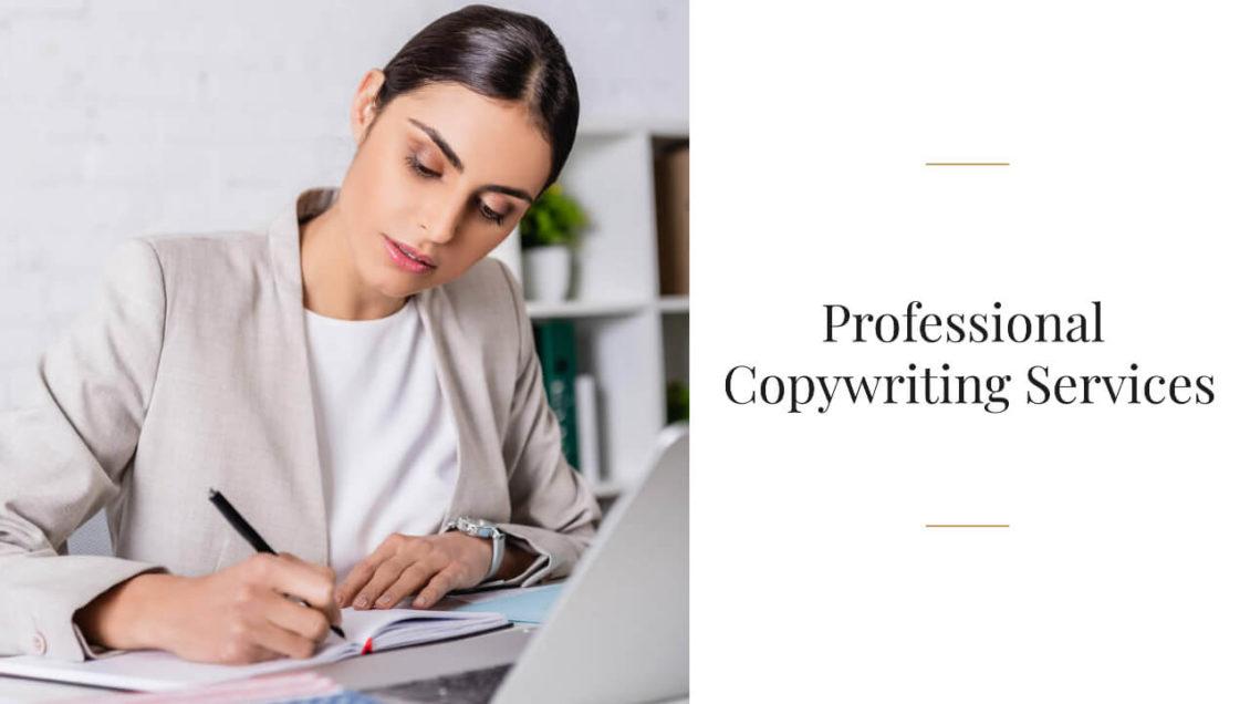 Copywriting Services