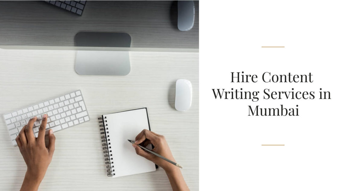 Hire Content Writing Services in Mumbai