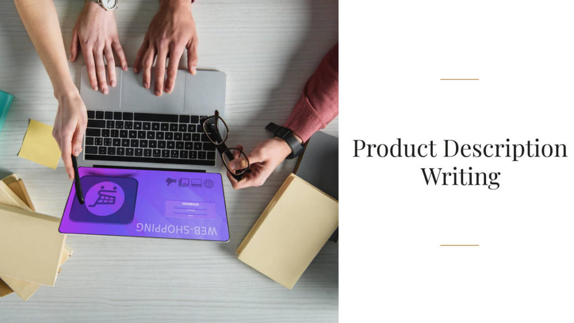 SEO Friendly Product Description Writing