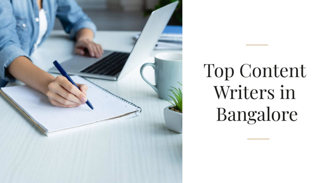 Top Content Writers in Bangalore