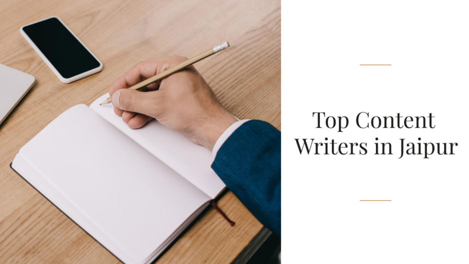 Top Content Writers in Jaipur