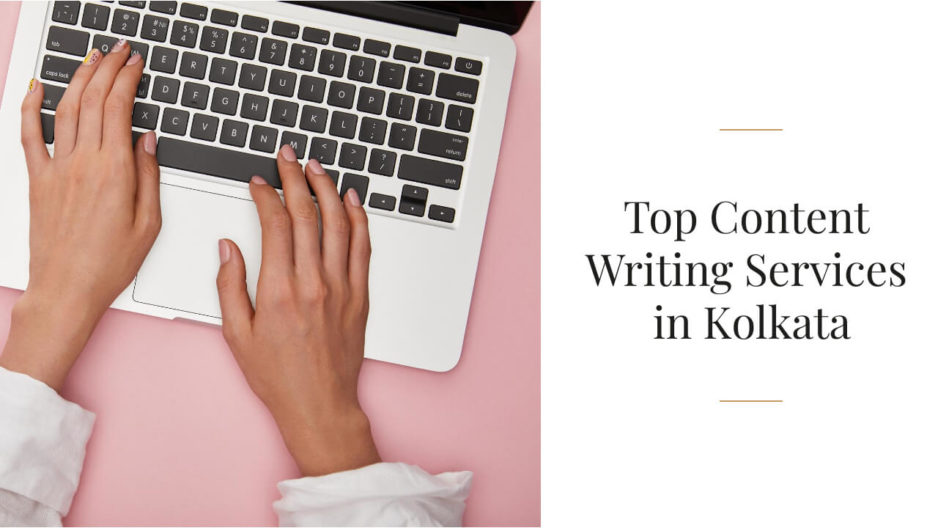 Top Content Writing Services in Kolkata